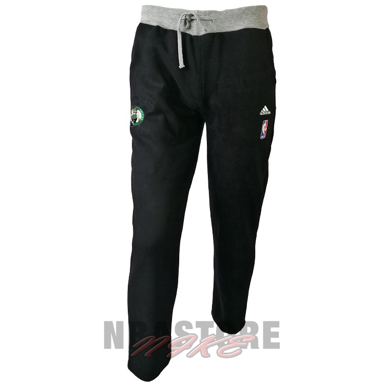 Giacca Pantaloni Basket Boston Celtics Nero