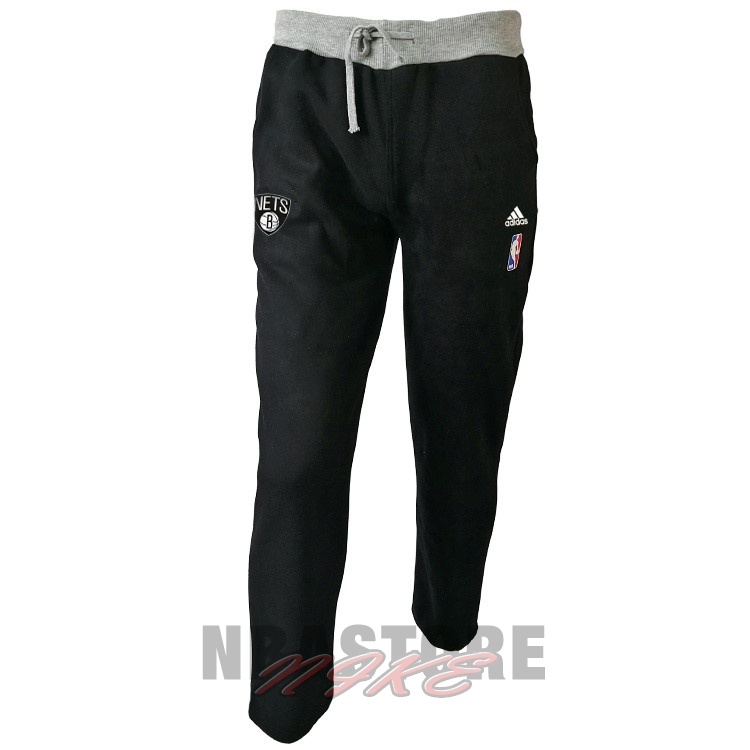 Giacca Pantaloni Basket Brooklyn Nets Nero
