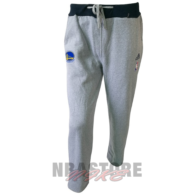 Giacca Pantaloni Basket Golden State Warriors Grigio