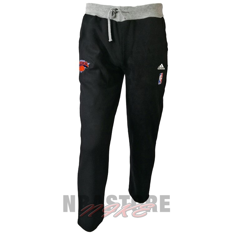 Giacca Pantaloni Basket New York Knicks Nero