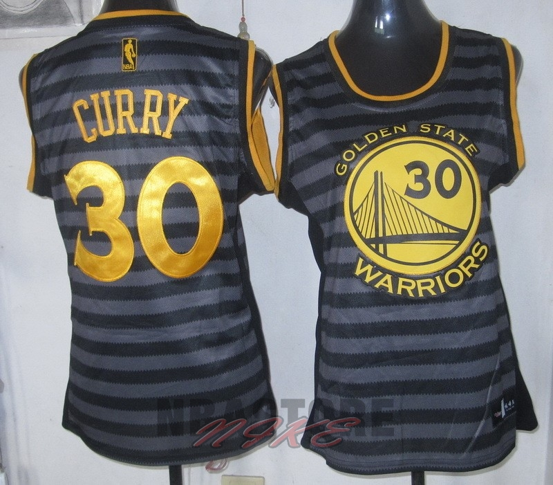 Maglia NBA Donna Fashion Groove NO.30 Stephen Curry