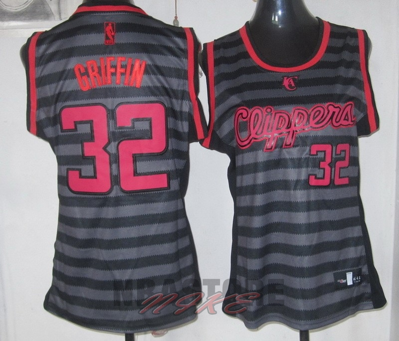 Maglia NBA Donna Fashion Groove NO.32 Blake Griffin