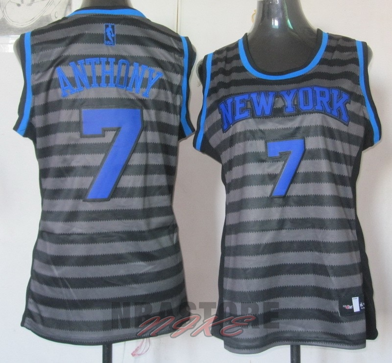 Maglia NBA Donna Fashion Groove NO.7 Carmelo Anthony