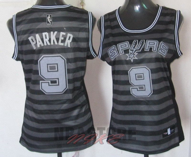 Maglia NBA Donna Fashion Groove NO.9 Tony Parker