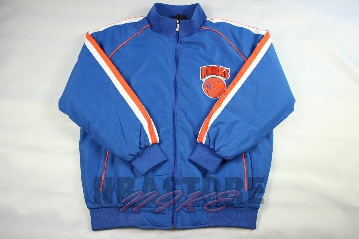 Giacca NBA New York Knicks Blu