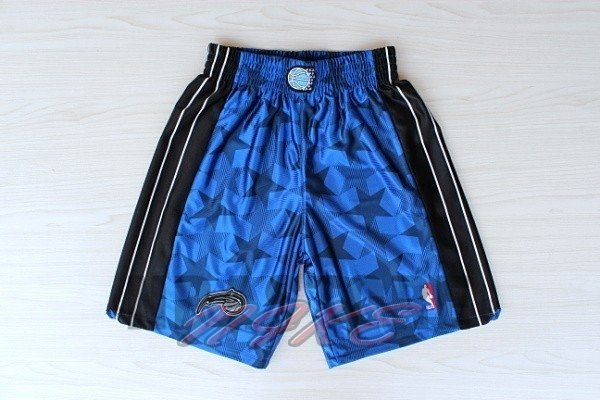 Pantaloni Basket Orlando Magic Blu