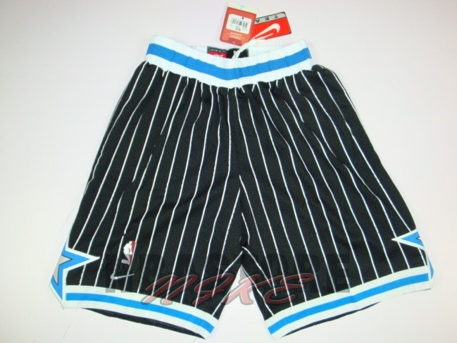 Pantaloni Basket Orlando Magic Nero